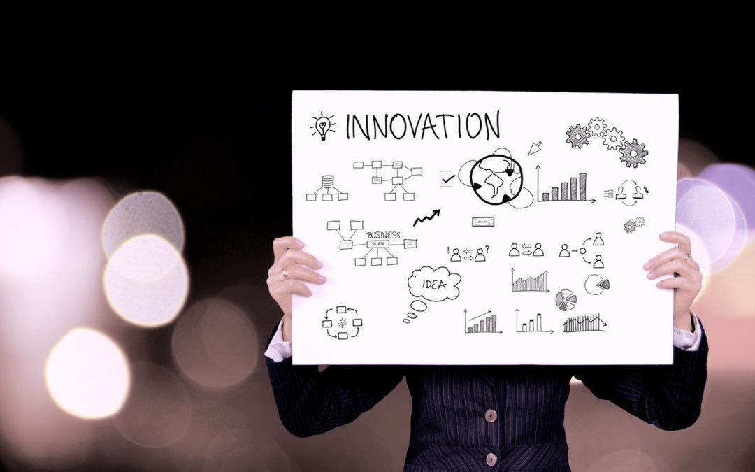 The link between productivity and innovation